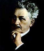 Leoš Janá?ek 1854 – 1928, Czech composer, musical theorist, folklorist, publicist and teacher.