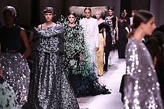Kaia Gerber Models For Givenchy - 2 July 2019