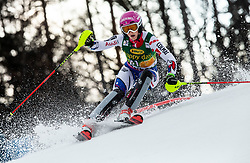 FORNI Josephine of France competes during the 7th Ladies'  tSlalom at 55th Golden Fox - Maribor of Audi FIS Ski World Cup 2018/19, on February 2, 2019 in Pohorje, Maribor, Slovenia. Photo by Matic Ritonja / Sportida