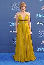 Bryce Dallas Howard  bei der Verleihung der 22. Critics' Choice Awards in Los Angeles / 111216