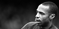 Photo: Alan Crowhurst.<br />Arsenal v Villarreal. UEFA Champions League. Semi-Final, 1st Leg. 19/04/2006. Arsenal's Thierry Henry