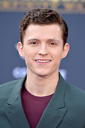 Tom Holland attends the World Premiere of Avengers: Infinity War on April 23, 2018 in Los Angeles, California. Photo by Lionel Hahn/ABACAPRESS.COM