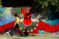"""Torantsin Renace"" Mural by Colette Crutcher"