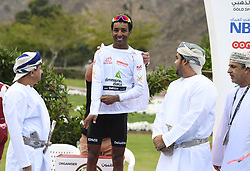 February 14, 2018 - Muscat, Oman - Muscat, Sultanate of Oman - February 14 :  Merhawi KUDUS GHEBREMEDHIN TEAM DIMENSION DATA/ERI during stage 2 of the 9th edition of the 2018 Tour of Oman cycling race, a stage of 167.5 kms between Sultan Qaboos University and Al Bustan on February 14, 2018 in Muscat, Sultanate of Oman, 14/02/2018 (Credit Image: © Panoramic via ZUMA Press)