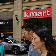 The Astor Place Kmart in Manhattan, New York on Sunday, July 18, 2021. John Taggart for The New York Times