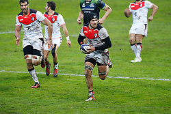 RUGBY - CHAMPIONS CUP - 2017<br /> cros (franÁois)