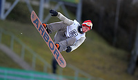 Snowboard<br /> 16.01.2015<br /> Foto: Gepa/Digitalsport<br /> NORWAY ONLY<br /> <br /> INNSBRUCK - ØSTERRIKE<br /> <br /> Air and Style. <br /> Image shows Emil Ulsletten (NOR).