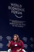 Lindiwe Mazibuko, Leader of the Opposition, Parliament of South Africa (2011-2014)<br /> Democratic Alliance (DA) at the World Economic Forum on Africa 2017 in Durban, South Africa. Copyright by World Economic Forum / Greg Beadle