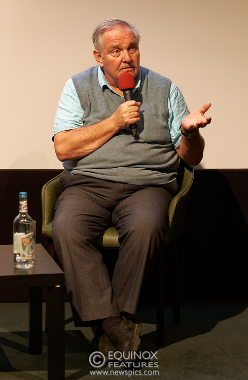 London, United Kingdom - 26 February 2019<br /> DrugScience founder chair, Professor David Nutt, at the screening of film, Magic Medicine at the Regent Street Cinema, Marylebone, London, England, UK. The film follows volunteers receiving experimental treatment with psilocybin, the active ingredient in magic mushrooms, to see if it can help treat long-term depression. DrugScience is a charity researching the medical uses of psychoactive drugs. The film was followed by a Q&A with Professor David Nutt founding chair of DrugScience and Head of the Neuropsychopharmacology Unit in the Centre for Academic Psychiatry in the Division of Brain Sciences, Dept of Medicine, Hammersmith Hospital, Imperial College London. Professor Nutt was formerly chair of the Advisory Council on the Misuse of Drugs.<br /> (photo by: EQUINOXFEATURES.COM)<br /> Picture Data:<br /> Photographer: Equinox Features<br /> Copyright: ©2019 Equinox Licensing Ltd. +448700 780000<br /> Contact: Equinox Features<br /> Date Taken: 20190226<br /> Time Taken: 21054688<br /> www.newspics.com