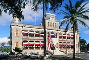 Iolani Pacace, Honolulu, Oahu, Hawaii