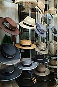 Hat shop, Barrio Gotico, Barcelona