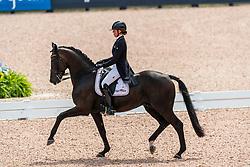 Cool Isabel, BEL, Aranco V<br /> World Equestrian Games - Tryon 2018<br /> © Hippo Foto - Dirk Caremans<br /> 12/09/18