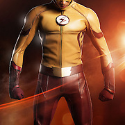 The Flash -- Image: FLA03_KidFlashSocial -- Pictured: Keiynan Lonsdale as Kid Flash-- Credit: Cate Cameron/The CW -- © 2016 The CW Network, LLC. All Rights Reserved.