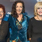 NLD/Zaandam/20190128- première musical Op Hoop van Zegen, Karla Wildschut, Frederique Sluyterman van Loo