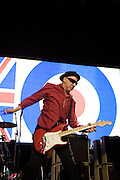 The Who in concert, Sydney 31st Mar 2009 . An instant sale option is available where a price can be agreed on image useage size. Please contact me if this option is preferred.