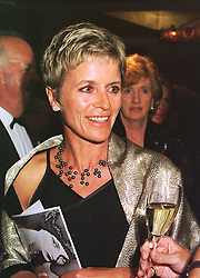 MRS VIRGINIA ELLIOT she was Virginia Leng the three day eventer, at a film premier on 26th August 1998.MJL 117