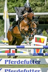 , Warendorf - Bundeschampionate 31.08 - 04.09.2005, Escorial 133 - Meier, Philippe