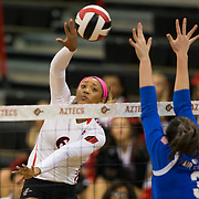 10/27/2016 - Women's Volleyball v Air Force