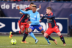 Caen vs Marseille - 19 January 2018