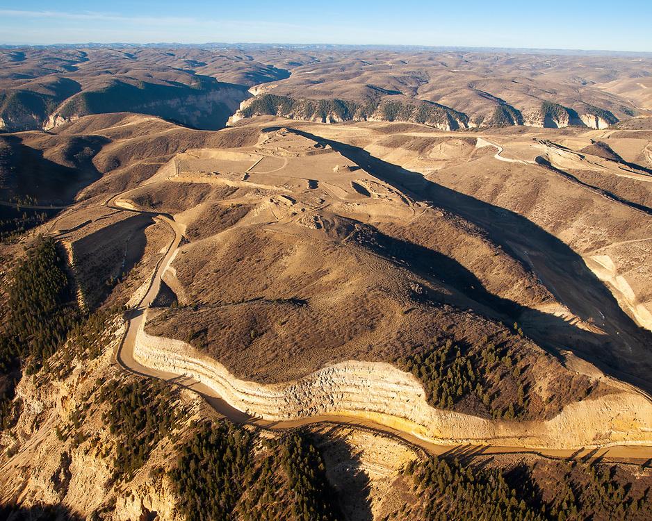 Natural Gas Development, near Grand Junction Colorado - 2007