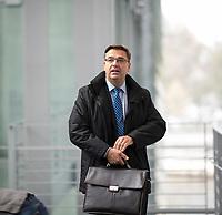 DEU, Deutschland, Germany, Berlin, 27.09.2017: Volker Münz (MdB, AfD) auf dem Weg zur Fraktionssitzung der AfD-Bundestagsfraktion im Deutschen Bundestag.