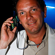 NLD/Amsterdam/20100701 - Presentatie nieuwe Samsung telefoon Galaxy S, Robert Leroy
