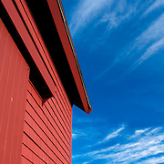Red Barn at Appleton Farms.
