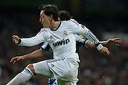 Ozil fighting with opponent