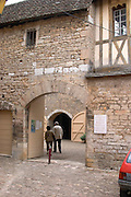 hotel des ducs de bourgogne wine museum beaune cote de beaune burgundy france