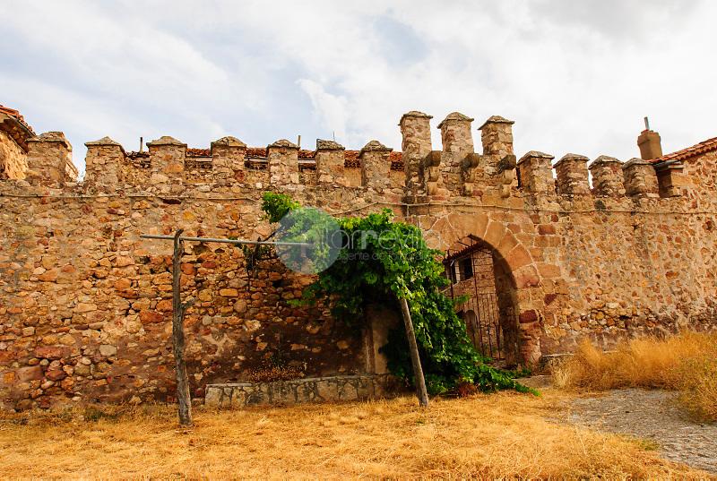 Fortaleza de Vega de Arias.Tierzo.Guadalajara ©Antonio Real Hurtado / PILAR REVILLA