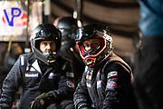 November 12-14, 2020. IMSA Weathertech Mobil1 Sebring 12h: Wright Motorsports, Porsche 911 GT3 R mechanic
