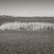 Mouth of Housatonic River at Long Island Sound, Stratford, CT.