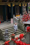 Arhat Temple, Louhan Temple, Chongquin, China