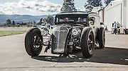 Rat Rod at Western Antique Aeroplane and Automobile Museum.