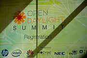 The Linux Foundation hosts its Open Daylight Summit 2015 at the Santa Clara Convention Center in Santa Clara, California, on July 28, 2015. (Stan Olszewski/SOSKIphoto)