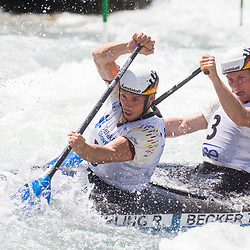 20170603: SLO, Canoeing - 2017 ECA Canoe Slalom European Championships, Ljubljana - Tacen
