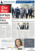 March 17, 2021 (AFRICA): Front-page: Today's Newspapers In Africa