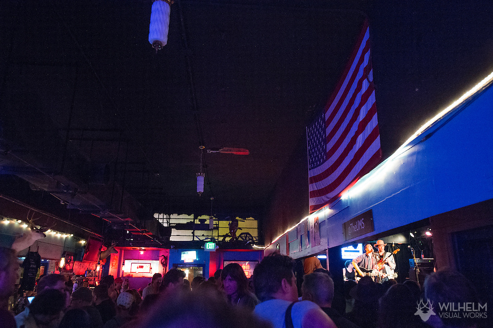 An overall of the venue while Twin Peaks performs at Red Bull Sound Select Presents Denver at the Hi-Dive in Denver, CO, USA, on 14 May, 2015.
