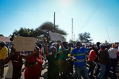 Hammanskraal - Violent Protests - 24 May 2016