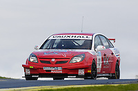 2008 British Touring Car Championship.  Knockhill, Scotland, United Kingdom.  16th-17th August 2008.  (10) - Tom Onslow-Cole (GBR) - VX Racing Vauxhall Vectra.  World Copyright: Peter Taylor/PSP. Copy of publication required for printed pictures. Every used picture is fee-liable.