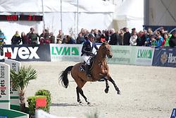 Epaillard Julien, (FRA), Safari D Auge<br /> CSI4* Grand Prix DKB-Riders Tour<br /> Horses & Dreams meets Denmark - Hagen 2016<br /> © Hippo Foto - Stefan Lafrentz