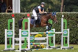 Van Looveren Elien, BEL, Joly's Joke<br /> Nationaal Kampioenschap LRV Ponies <br /> Lummen 2020<br /> © Hippo Foto - Dirk Caremans<br /> 27/09/2020