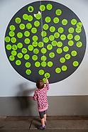 High Line NYC Love Dot Installation