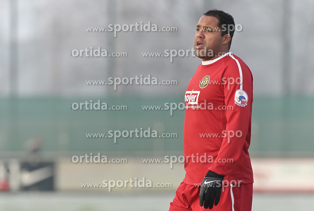27.11.2010, Sportpark Vinnenweg, Bremen, GER, RLN, FC Oberneuland vs TSV Havelse, im Bild Ailton (Oberneuland #11)   EXPA Pictures © 2010, PhotoCredit: EXPA/ nph/  Frisch       ****** out ouf GER ******
