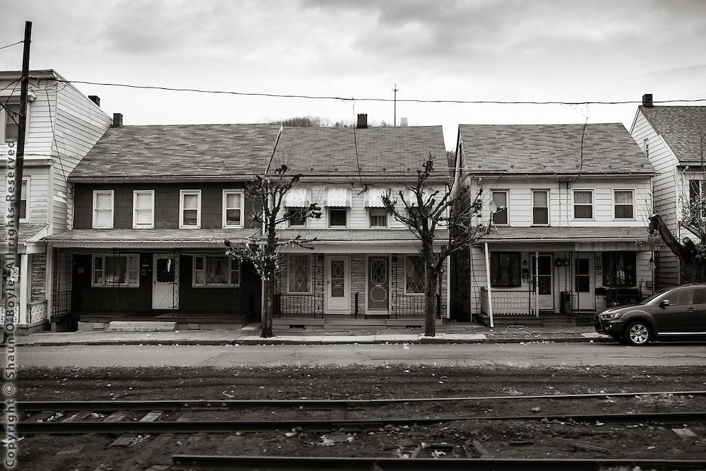Houses, Shamokin, PA