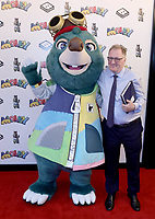 """James Reatchlous at the """"Moley"""" premiere, Leicester Square, London, Location, London, UK - 25 Sep 2021 photo by Roger Alacron"""