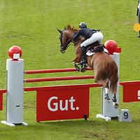 Jumping - Dan Hughes - Additional Images - European Championships Aachen 2015