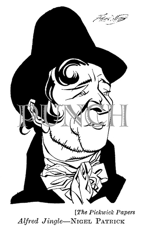 The Pickwick Papers ; Nigel Patrick..