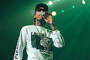 November 18, 2016: Wiz Khalifa performs at the Bomb Factory for Bric's Block Party with special guests D.R.A.M., Smoke Dza, Sosamann and more.