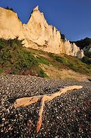 Gråryg - 108 meter - Chalk cliff Gråryg - Møns Klint, Denmark